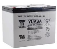 REC80-12 Yuasa 12v 80Ah Battery (replaces YPC75-12) From £134.99 EX VAT Buy Online from The Battery Shop